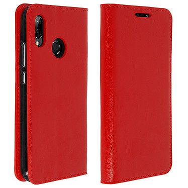 Avizar Etui folio Rouge pour Huawei P20 Lite pas cher