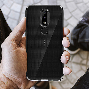 Avis Avizar Pack protection Transparent pour Nokia 4.2