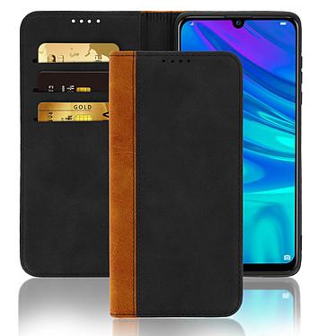 Avizar Etui folio Noir pour Huawei P Smart 2019 , Honor 10 Lite pas cher