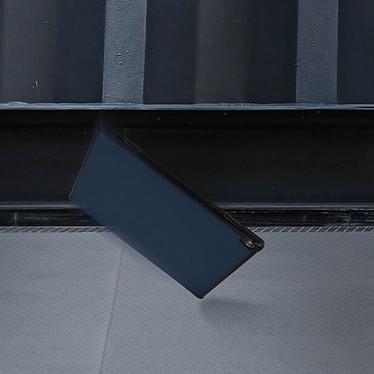 Acheter Avizar Etui folio Bleu Nuit pour Lenovo Smart Tab M10 10.1