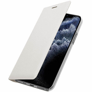 Avizar Etui folio Blanc pour Apple iPhone 11 Pro Max pas cher