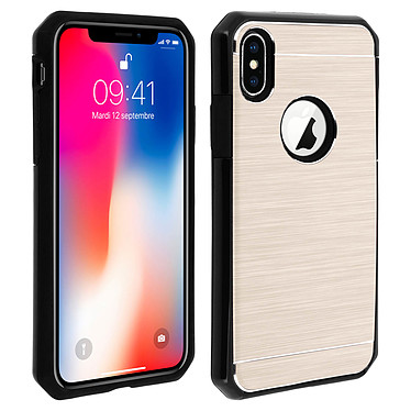 Avizar Coque Dorée Rigide pour Apple iPhone X , Apple iPhone XS Coque Dorée rigide Apple iPhone X , Apple iPhone XS
