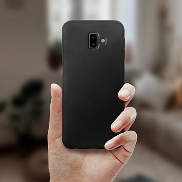 Avis Avizar Coque Noir Souple pour Samsung Galaxy J6 Plus