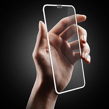 Acheter Avizar Film verre trempé Transparent Intégral pour Apple iPhone XS Max