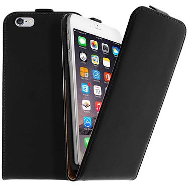 Avizar Etui à clapet Noir pour Apple iPhone 6 Plus , Apple iPhone 6S Plus Etui à clapet Noir Apple iPhone 6 Plus , Apple iPhone 6S Plus