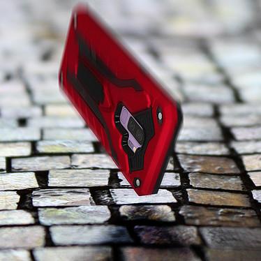 Acheter Avizar Coque Rouge Hybride pour Samsung Galaxy S9 Plus