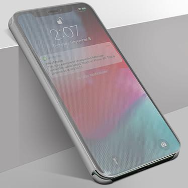 Avizar Etui folio Argent pour Apple iPhone 11 Pro Max pas cher