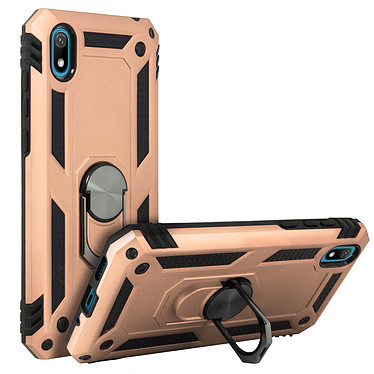Avizar Coque Rose Champagne pour Huawei Y5 2019 , Honor 8S pas cher