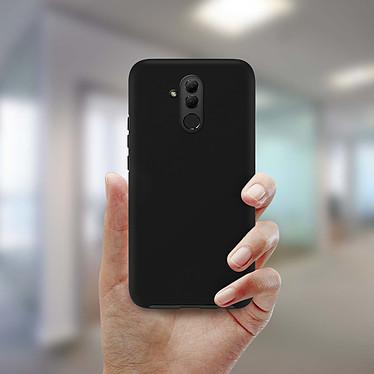 Avis Avizar Coque Noir pour Huawei Mate 20 lite
