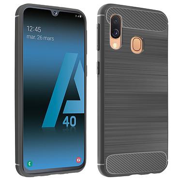 Avizar Coque Gris pour Samsung Galaxy A40 Coque Gris Samsung Galaxy A40