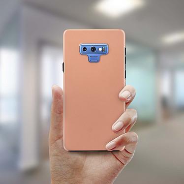 Avis Avizar Coque Rose Champagne pour Samsung Galaxy Note 9