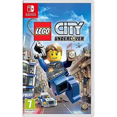Lego City Undercover (SWITCH) Jeu SWITCH Action-Aventure 7 ans et plus
