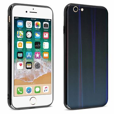 Avizar Coque Noir Collection Aurora pour Apple iPhone 7 , Apple iPhone 8 Coque Noir collection Aurora Apple iPhone 7 , Apple iPhone 8