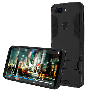 Avizar Coque Noir pour OnePlus 5T Coque Noir OnePlus 5T