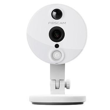 Foscam Caméra Intérieure Ip C2 Wifi Fullhd Blanche FOS_FIC2WHITE pas cher