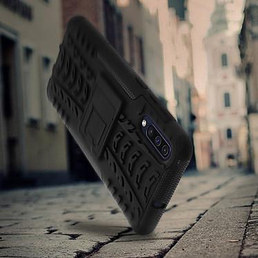 Avis Avizar Coque Noir Hybride pour Samsung Galaxy A50