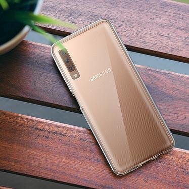 Avis Avizar Coque Transparent Intégrale pour Samsung Galaxy A7 2018