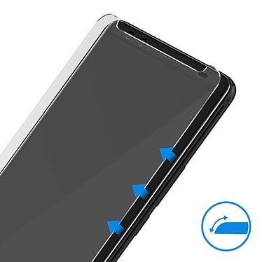 Avis Avizar Film verre trempé Transparent pour HTC U12 Plus