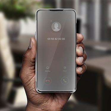 Avis Avizar Etui folio Argent pour Xiaomi Mi 9