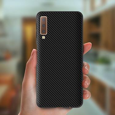 Acheter Avizar Coque Noir Souple pour Samsung Galaxy A7 2018