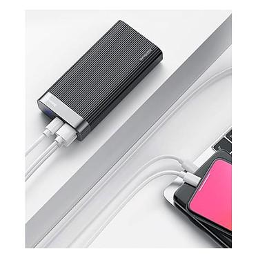 BASEUS Batterie externe 20000 mAh Smartphone et MACBOOK pas cher