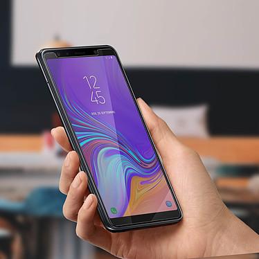 Avis Avizar Film protecteur Transparent Haute Résistance pour Samsung Galaxy A7 2018