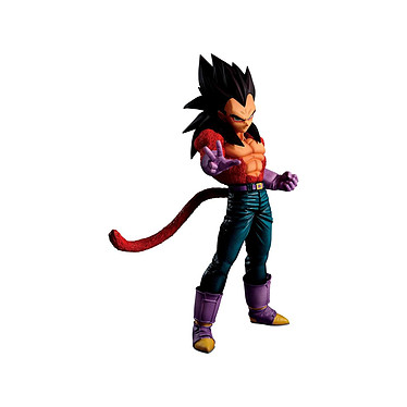 Dragon Ball - Statuette Ichibansho Super Saiyan 4 Vegeta 24 cm Statuette Dragon Ball, modèle Ichibansho Super Saiyan 4 Vegeta 24 cm.