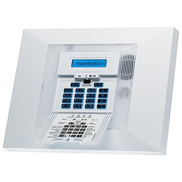 Visonic PowerMax Pro - Alarme maison GSM Kit 8+ pas cher