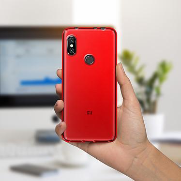 Avis Avizar Coque Rouge pour Xiaomi Redmi Note 6 Pro