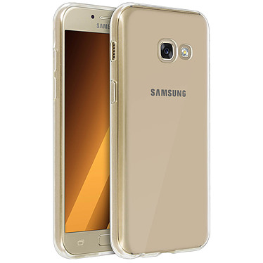 Avizar Coque Transparent pour Samsung Galaxy A3 2017 pas cher