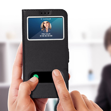 Acheter Avizar Etui folio Noir pour Samsung Galaxy S10e