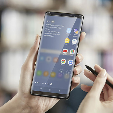 Acheter Avizar Film verre trempé Transparent pour Samsung Galaxy Note 8