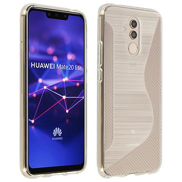 Avizar Coque Transparent pour Huawei Mate 20 lite Coque Transparent Huawei Mate 20 lite