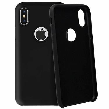 Avizar Coque Noir Antichoc pour Apple iPhone X , Apple iPhone XS pas cher