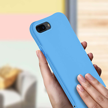 Acheter Avizar Coque Bleu pour Apple iPhone 7 Plus , Apple iPhone 8 Plus