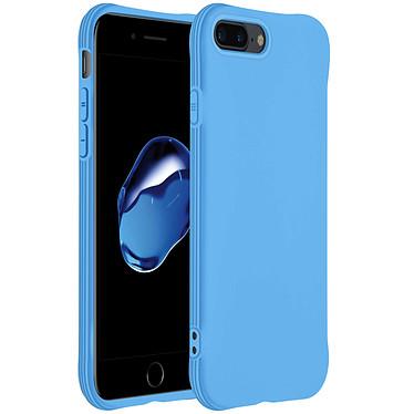 Avizar Coque Bleu pour Apple iPhone 7 Plus , Apple iPhone 8 Plus pas cher