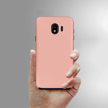 Avis Avizar Coque Rose Champagne pour Samsung Galaxy J4