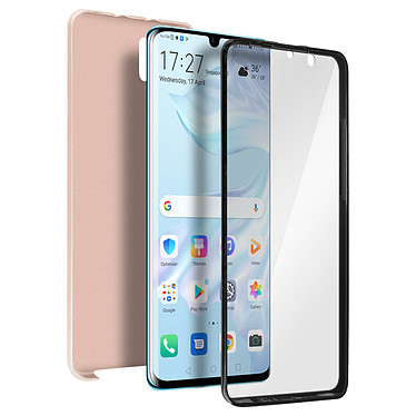 Avizar Coque Rose Champagne pour Huawei P30 Pro Coque Rose Champagne Huawei P30 Pro