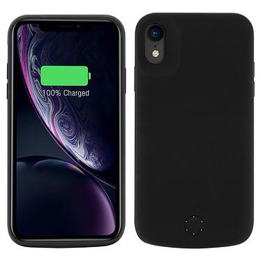 Avizar Coque batterie Noir pour Apple iPhone XR Coque batterie Noir Apple iPhone XR