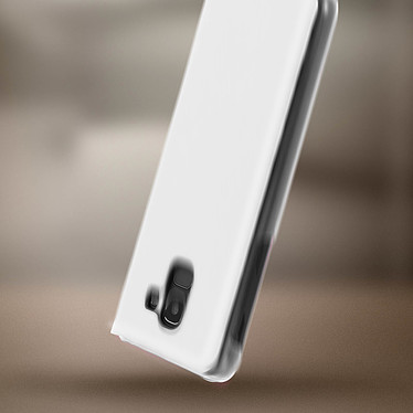 Avis Avizar Etui folio Blanc pour Samsung Galaxy J6
