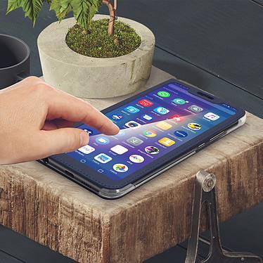 Avis Avizar Etui folio Bleu Nuit pour Huawei P Smart Plus