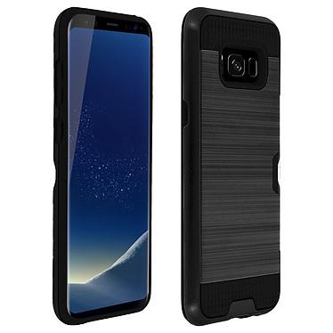 Avizar Coque Noir pour Samsung Galaxy S8 Coque Noir Samsung Galaxy S8