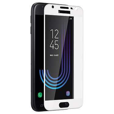 Acheter Avizar Film verre trempé Blanc pour Samsung Galaxy J3 2017