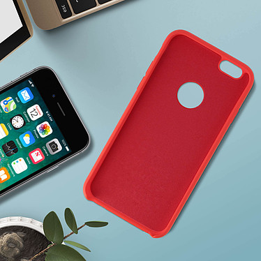 Acheter Avizar Coque Rouge pour Apple iPhone 6 , Apple iPhone 6S