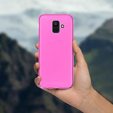 Acheter Avizar Coque Rose pour Samsung Galaxy A6