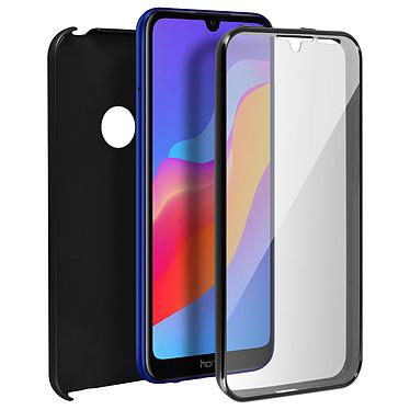 Avizar Coque Noir pour Huawei Y6 2019,Honor 8A Coque Noir Huawei Y6 2019,Honor 8A