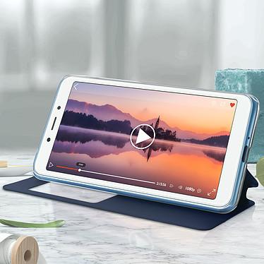 Acheter Avizar Etui folio Bleu Nuit pour Xiaomi Redmi 6A