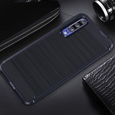 Acheter Avizar Coque Bleu Nuit Métal Brossé pour Huawei P30