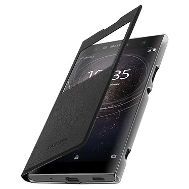 Avizar Etui folio Noir pour Sony Xperia XA2 Ultra pas cher