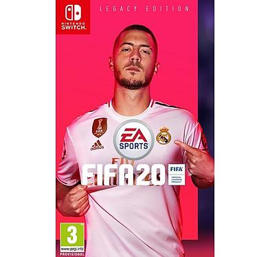 FIFA 20 (SWITCH) Jeu SWITCH Sport 3 ans et plus